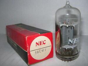 1PCS-NEC-10EW7-Vacuum-tube-NIB