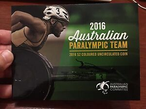 2016-Australian-Rio-Paralympic-Team-Multi-Coloured-2-in-Folder-uncirculated