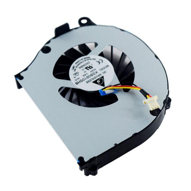 For HP CQ72 New CPU Cooling Fan  KSB0505HA-A NFB73B05H 606013-001