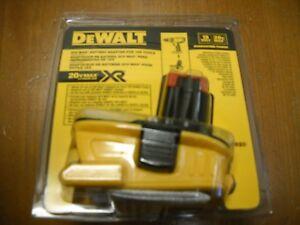 DEWALT-DCA1820-20V-MAX-Li-Ion-Battery-Adapter-for-18V-to-Adapt-to-20V-Tools-New