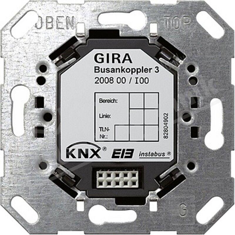 Gira 200800 Busankoppler 3 UP | Online Shop Europe