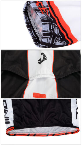 IA382 LJ INBIKE Cycling Bike Long Sleeves Jersey Outdoor Sports  *Top Only*