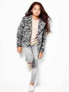 NWT-GapKids-Girls-Wool-Cocoon-Jacket-Size-XS-4-5-amp-L-10