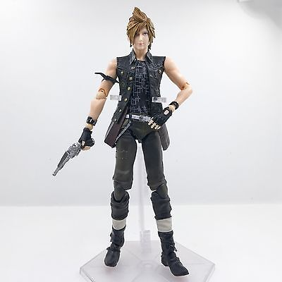 Official Final Fantasy XV 15 Gladiolus Action Figure SQUARE ENIX Play Arts Kai