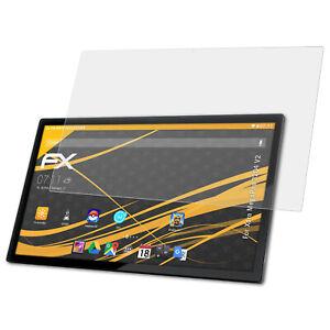 atFoliX-2x-Screen-Protector-voor-Xoro-MegaPad-3204-V2-mat-amp-schokbestendig