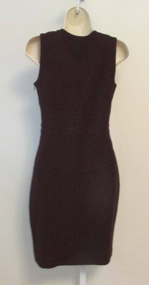 Diane von Furstenberg Galya Brazen Plum Plum Plum purple dress shift dress 2 seam sheath 5c6894