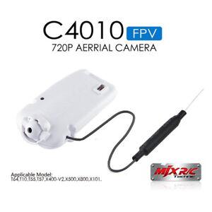 MJX-C4010-720P-FPV-Real-Camara-RC-Drone-X101-X400-V2-X500-X600-X800-T64-T10-T55