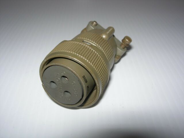 Amphenol Part Number MS3106A16S-6S