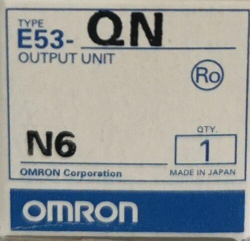 E53QN Omron Voltage Output Details about  /NEW E53-QN