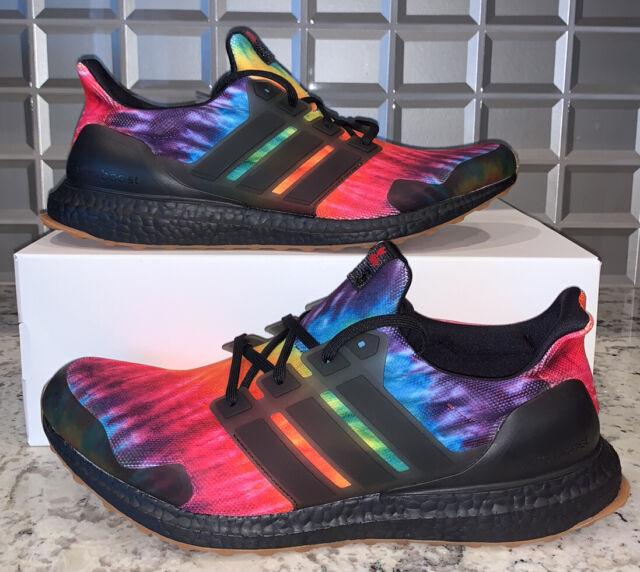 Size 13 - adidas UltraBoost X NiceKicks Woodstock - Black Boost 2019