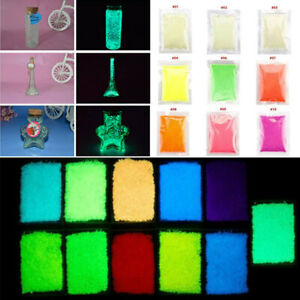 Glow-In-the-Dark-Luminous-Coarse-Sand-Stone-Fish-Tank-Aquarium-Ornament-qwe