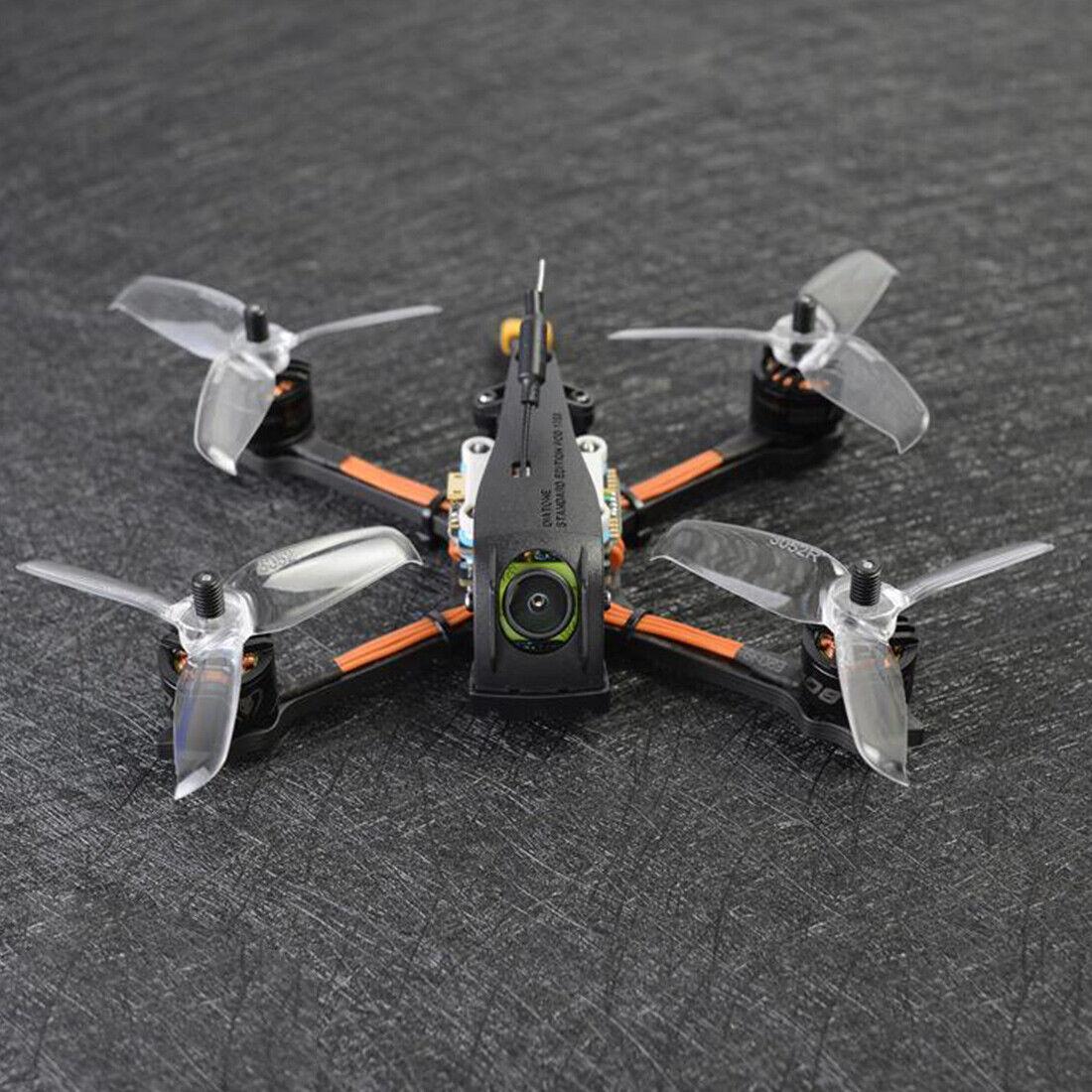 Mejorada GTR349 135mm PNP 3 Pulgadas Interior FPV RACING Drone Cuadricóptero buena
