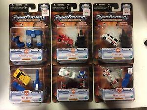 Transformers Univers Protectobots Defensor Combiner Ensemble complet de 6 All Moc