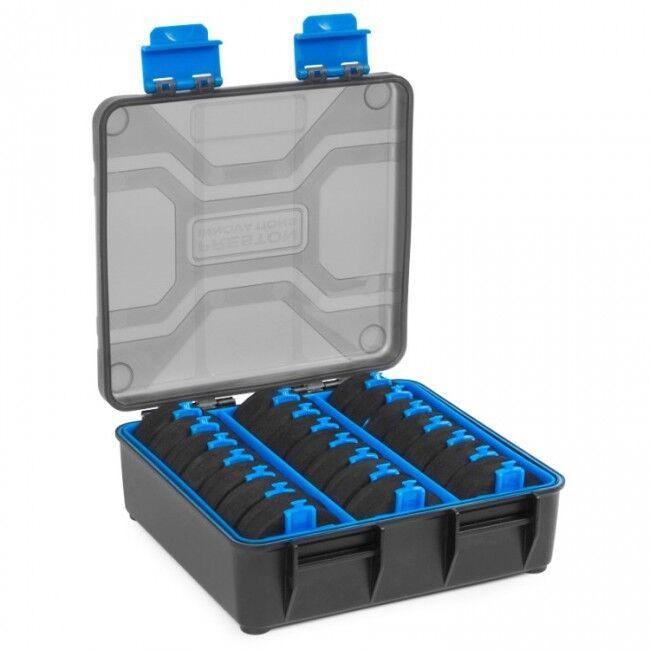Preston Revalution Hooklength Box Storage System