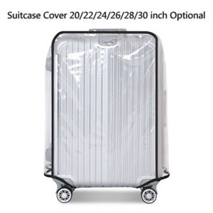 Hot-Clear-PVC-Transparent-Travel-Outdoor-Luggage-Protector-Suitcase-Cover-20-30-034