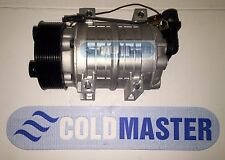 NEW VALEO AC COMPRESSOR MODEL VALEO TM-15HD 24 & 12 volts