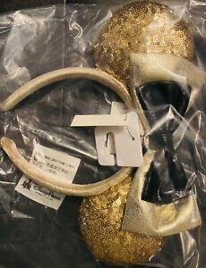 Disney Parks MICKEY MOUSE 90TH ANNIVERSARY SHOW Ears Headband (NEW)