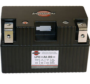 Details about Shorai LFX14A4-BS12 Lithium Iron Motorcycle Battery -  Replaces YTX9-BS YTX12-BS