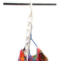 platzsparende bügel magie kleidung kleiderbügel mit haken schrank veranstalter 6