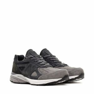 competitive price 41af8 94fec Details about New Balance 990v4 Made In USA # M990FEG4 Grey Black Nubuck  Men SZ 8 - 13