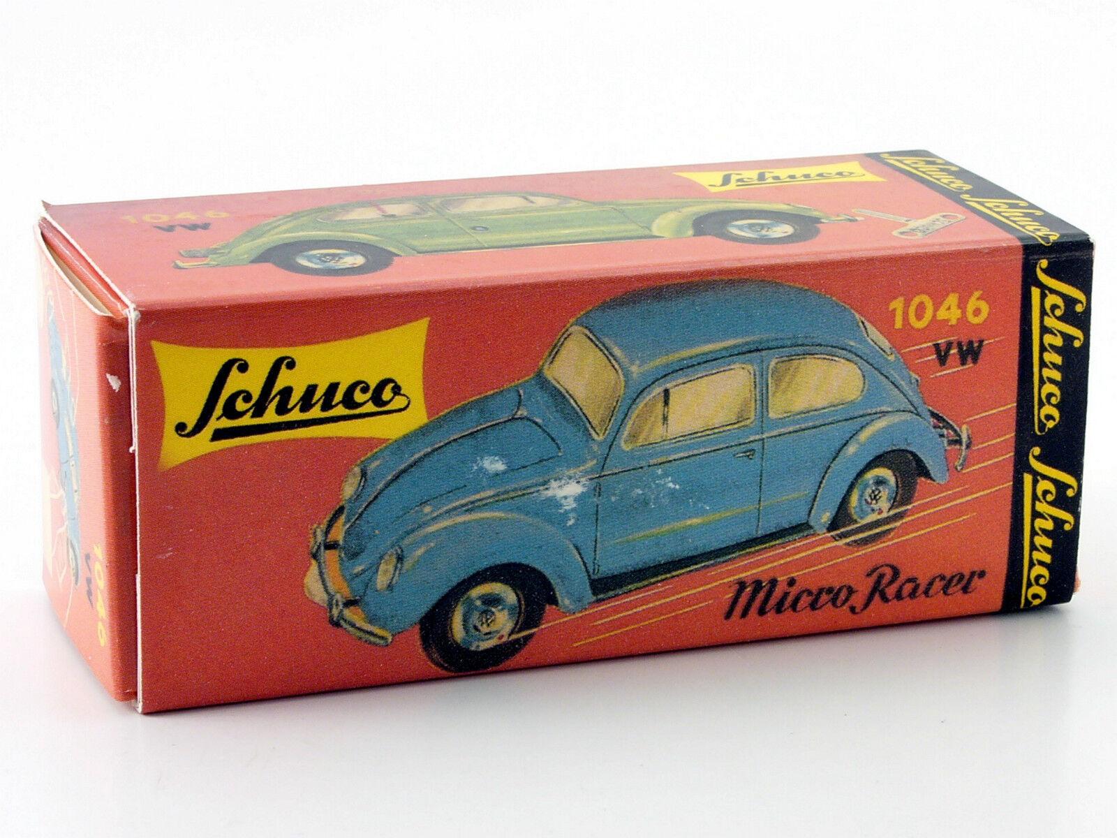 Schuco micro-racer vw vw vw beetle en tôle seau   115 051412