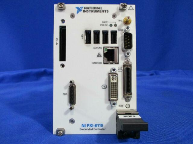 Controller *USA* National Instruments NI PXIe-8133 1.73 GHz Quad-Core PXI Exp