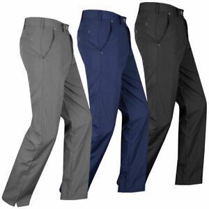 Island-Green-Mens-2019-Golf-All-Weather-Water-Resistant-Golf-Trouser-33-OFF-RRP