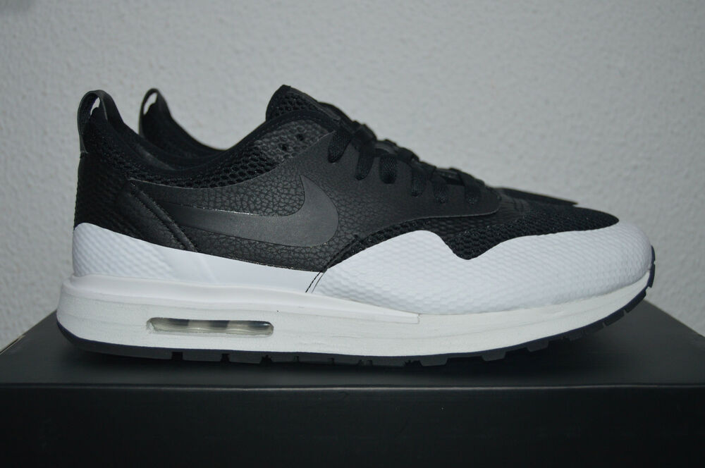 NIKE AIR MAX 1 ROYAL SE SP AA0869 001 Noir/Noir/Blanc US12  Chaussures de sport pour hommes et femmes