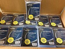 720 LaTCG Clear YuGiOh/CardFight Vanguard Card Deck Protector Sleeve Covers