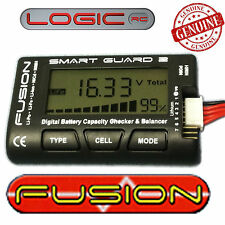 Fusion Smart Guard 2 LiPo Battery Checker & Balancer RC Car Aero Charger FS-BC05