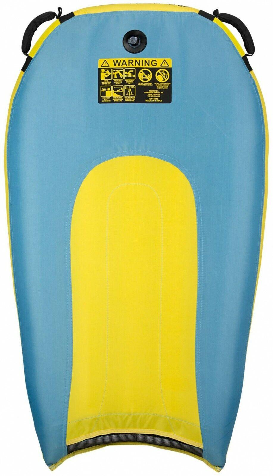 Waimea juguetes de bodyTablero 106  cm Boogie air amarillo azul negro  mejor moda