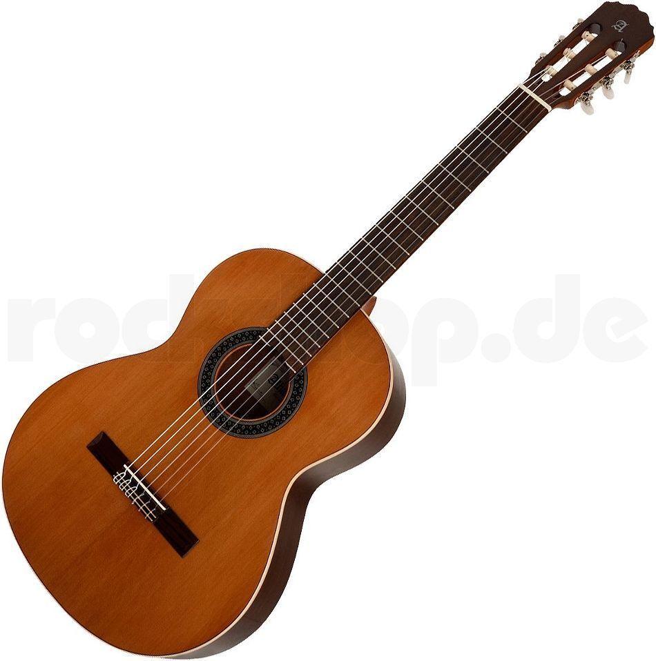 Alhambra 1C Akustik Konzert Klassik Gitarre mit Nylon Saiten - Made In Spain