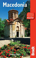 Macedonia, 3rd (Bradt Travel Guide)-ExLibrary