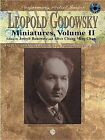 Miniatures, Vol 2: Ancient and Modern Dances, Book & CD by Leopold Godowsky (Mixed media product, 2001)