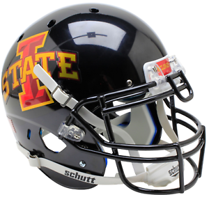 IOWA STATE CYCLONES NCAA Riddell SPEED Full Size Authentic Football Helmet
