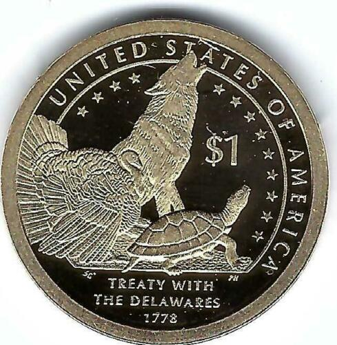 2013-S $1 Proof Strike Native American Dollar Coin!