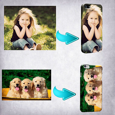 3D Custom Made Customized Personalized Photo DIY Picture Hard Phone Case Cover