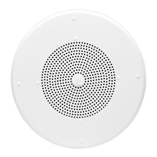 """v1020c Valcom V-1020c 1 Watt 1 Way 8/"""" Ceiling Speaker"""
