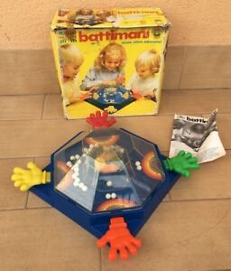 Gastfreundlich Harbert Spiel Durch Tabelle Vintage Board Game Handclaps Babu Hände Anni '80 Spezieller Kauf Antiquitäten & Kunst Autos & Busse