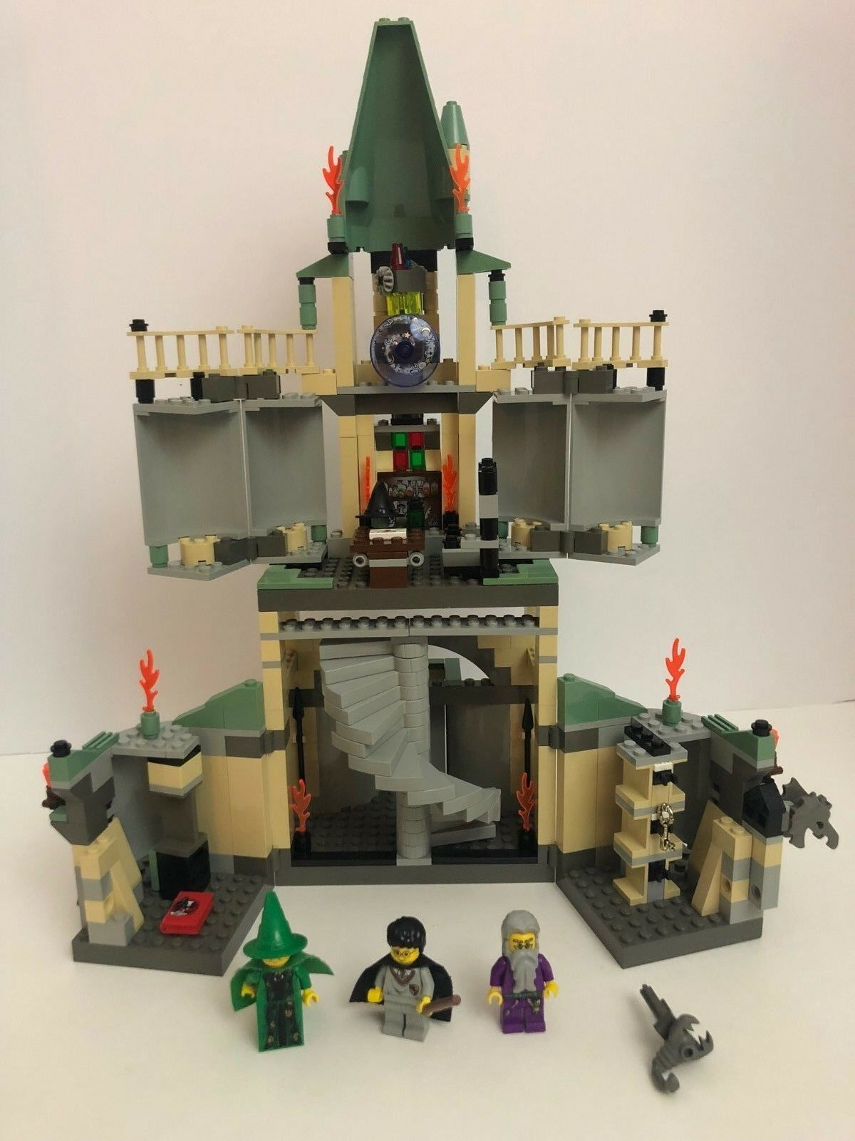 LEGO Harry Potter Set  DUMBLEDORE'S OFFICE   4729