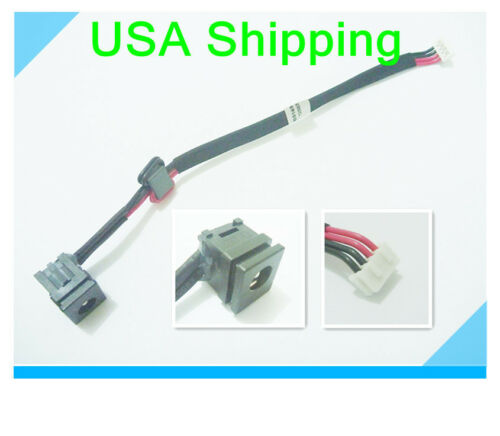 DC Power Jack in cable harness for Toshiba Satellite A305 A305D  6017B0149801