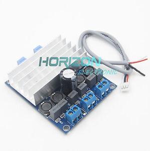 2-x-50-W-TDA7492-D-classe-high-power-digital-amplifier-board-AMP-amp-Radiateur-Best