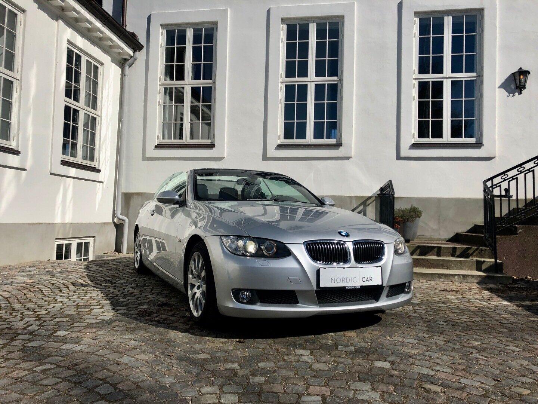 BMW 325i 3,0 Cabriolet Steptr. 2d - 305.000 kr.