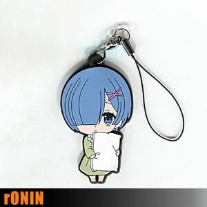 REM-Ver-D-Re-Zero-Starting-Life-in-Another-World-Rubber-Strap-BUSHIROAD