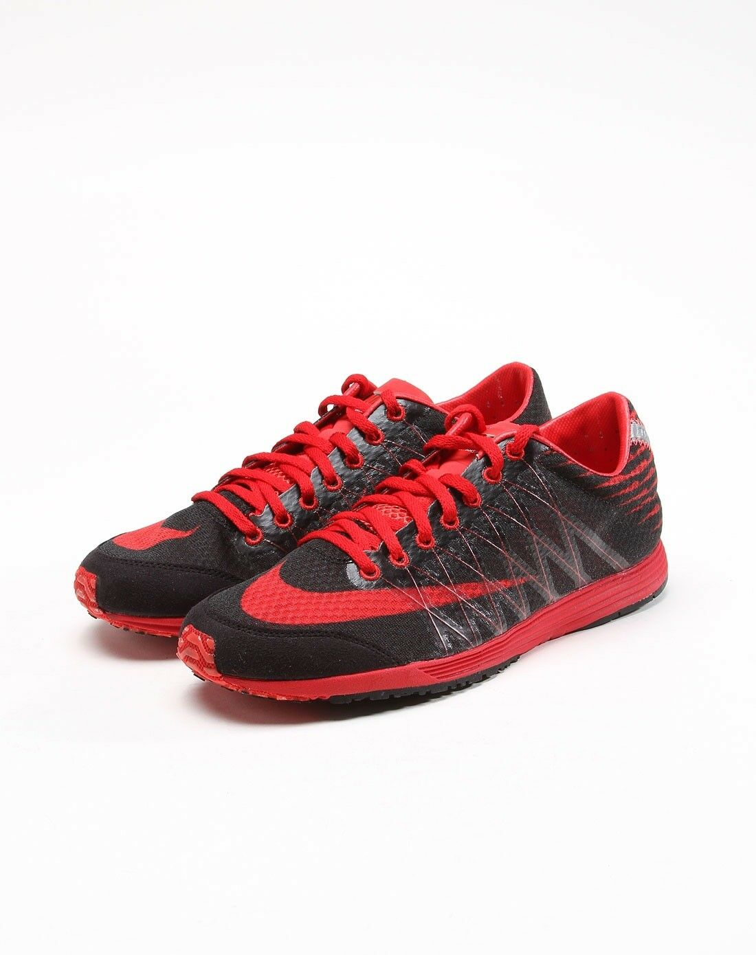 Nike Lunarspider R 3 Men Running shoes Black Red Black 524963-060 Men size 11.5