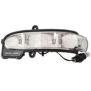 Aussenspiegel-Blinker-Spiegelblinker-Li-Mercedes-Benz-W211-S211-Umfeldbeleuchung