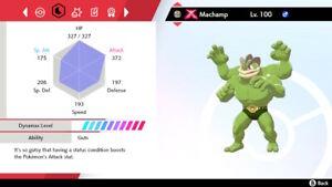 Shiny-6IV-Gigantamax-Machamp-for-Pokemon-Sword-and-Shield