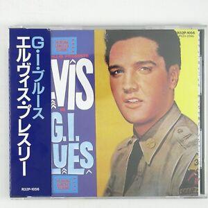 ELVIS-PRESLEY-G-I-Blues-CD-1986-ROCK-JAPAN-IMPORT-NM-NM