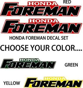 when you/'re the foreman hard hat sticker We/'ll do it your way S-99