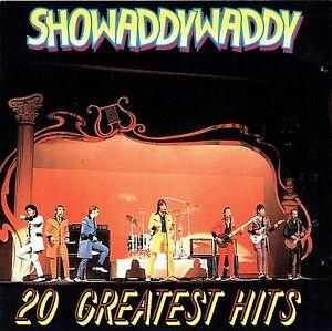 CD-showaddywaddy-20-Greatest-Hits-Hey-rock-039-n-roll-when-Heavenly-u-a